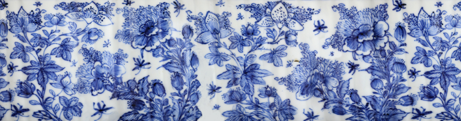 Kangxi Blue And White Porcelain
